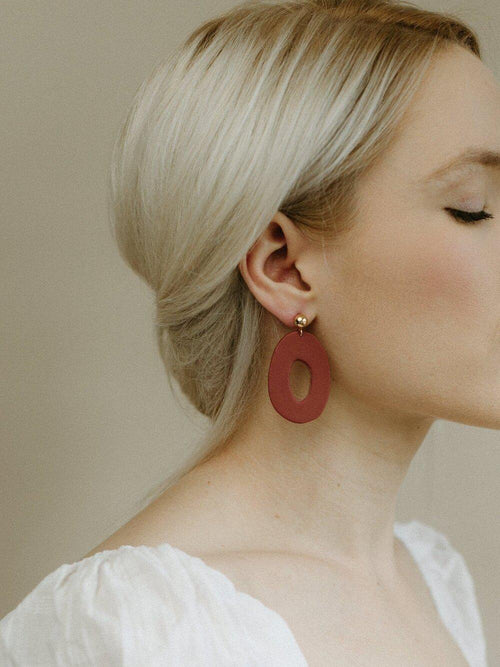 Martina Earrings-Jewerly - Earrings-Sattva Boutique
