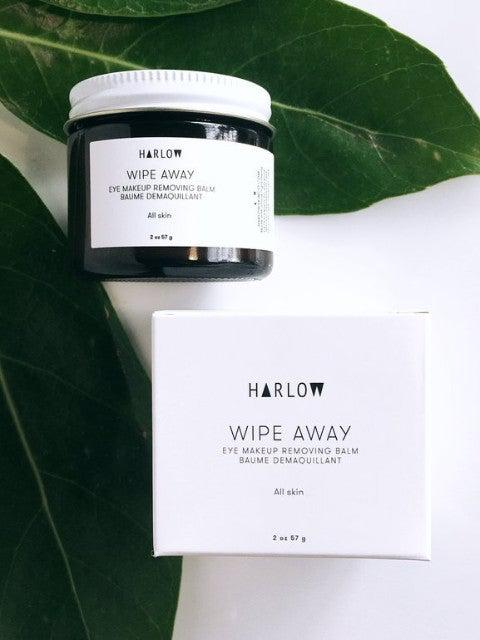 Wipe Away Eye Makeup Remover Balm-Harlow-Sattva Boutique