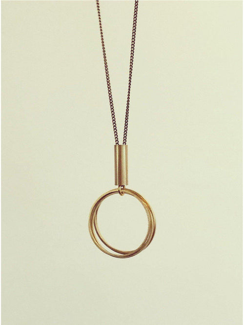 Taliah Small Necklace-Darlings of Denmark-Sattva Boutique