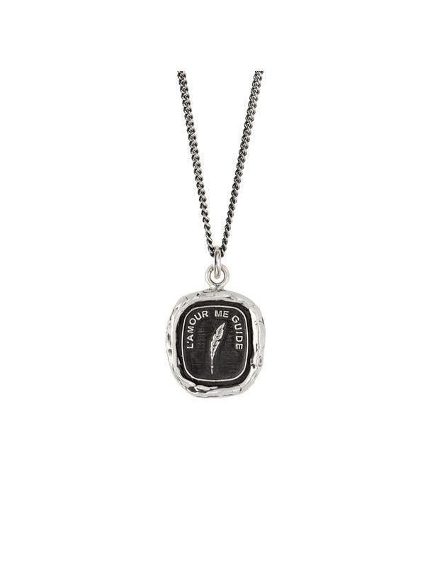 Love Guides Me Necklace-Pyrrha-Sattva Boutique