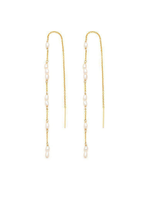 Pierce Threaders-Jewerly - Earrings-Sattva Boutique