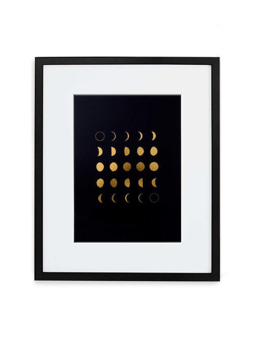 Swell Made Moon Phases Print-Housewares - Art-Sattva Boutique