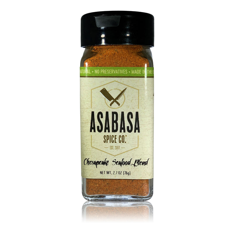 Chesapeake Seafood Blend - Asabasa Spice Co.