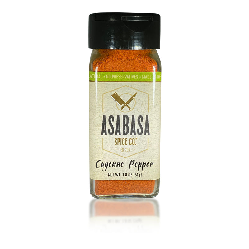 Aged Bourbon Pepper - Asabasa Spice Co.