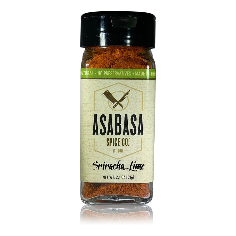 Sriracha Lime - Asabasa Spice Co.