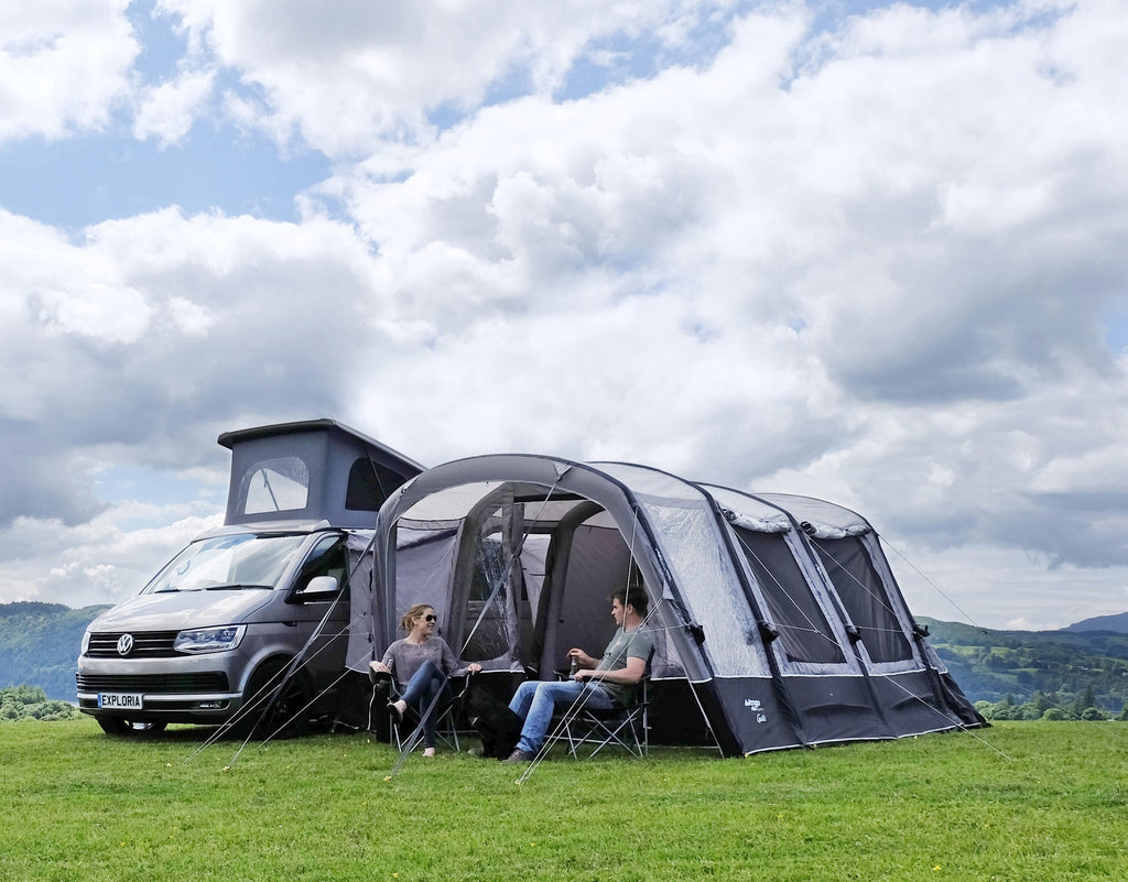 Drive Away Awning Guide - How to measure & How to Connect to Your Campervan/Motorhome