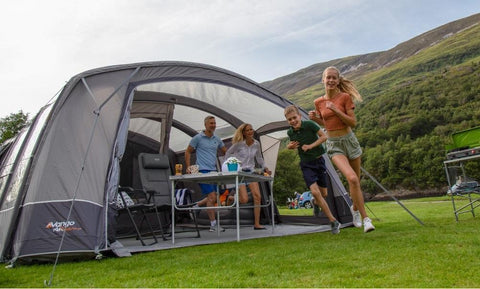 Family & Small Tents