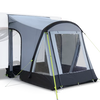 Kampa Leggera 220 Inflatable Caravan Porch Awning 2020 - Up close image