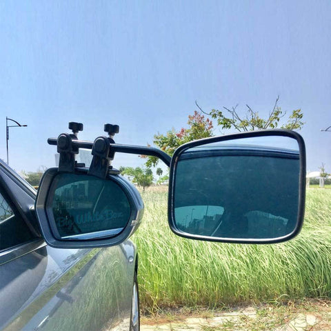 Milenco Falcon Super Steady Towing Mirror X2