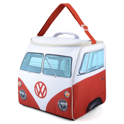 Volkswagen / VW 30 Litre Camper Van Cool Bag - Titan Red