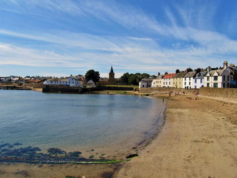 Anstruther Beach, East Neuk of Fife
