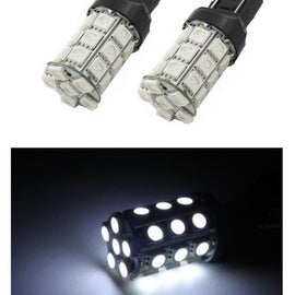 7443 (7440/7441/T20) 27-SMD 5050 LED Replacement Bulbs - 4 Colors - Autolizer