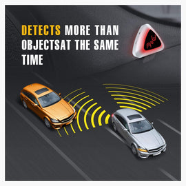 STEEL MATE Universal Car Blind Spot Detection System BSD Lane Change Assistant LCA, Auto Safety Monitoring Assistants - Autolizer