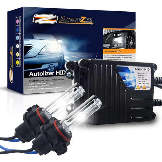 35W 5202 (H16 9009) Xenon Conversion HID Headlight Kit - Autolizer