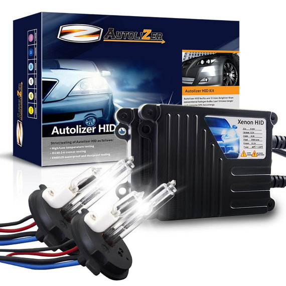 35W H4 (9003 HB2) Xenon Conversion HID Headlight Kit - Hi/Lo - Autolizer