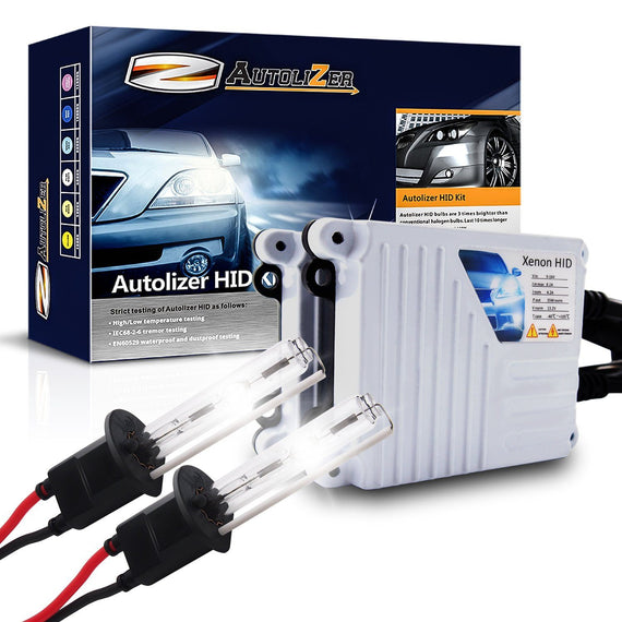 55W H1 Xenon Conversion HID Headlight Kit - Autolizer