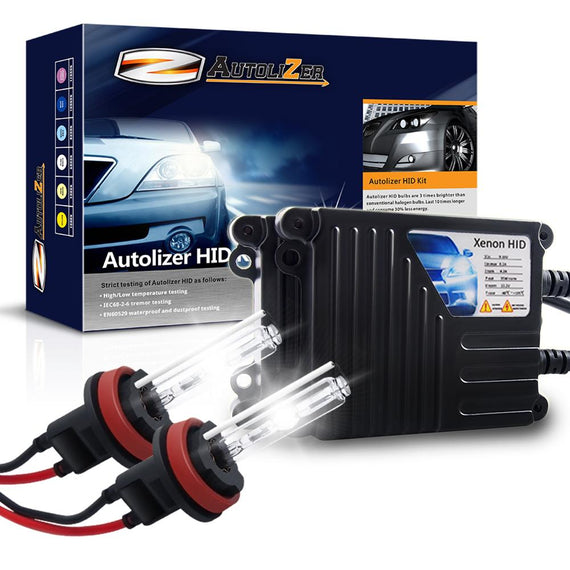 35W H11 (H8 H9) Xenon Conversion HID Headlight / Fog Light Kit - Autolizer