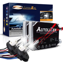 55W First Gen. Heavy Duty H4 (9003 HB2) Xenon Conversion HID Headlight Kit - Hi/Lo - Autolizer