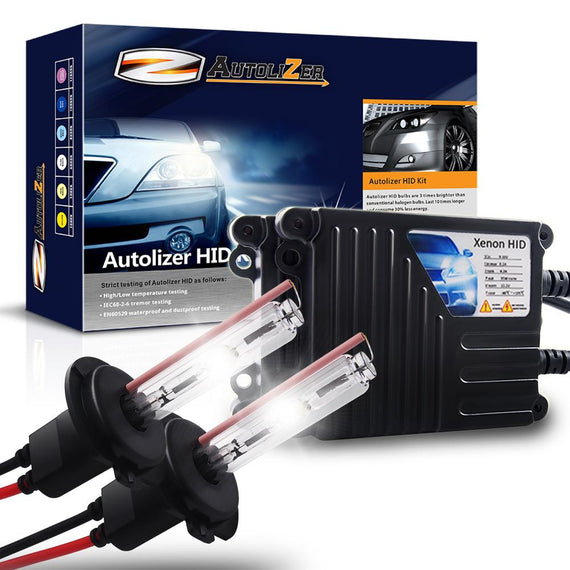 35W H7 Xenon Conversion HID Headlight Kit - Autolizer