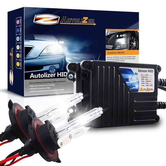35W H13 (9008) Xenon Conversion HID Headlight Kit - Hi/Lo - Autolizer