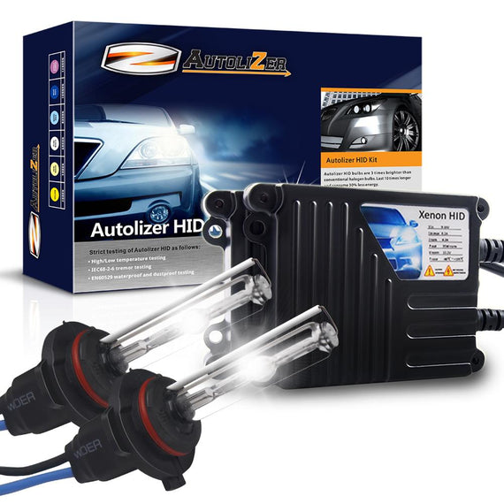 35W H10 (9140 9145 9155) Xenon Conversion HID Headlight Kit - Autolizer