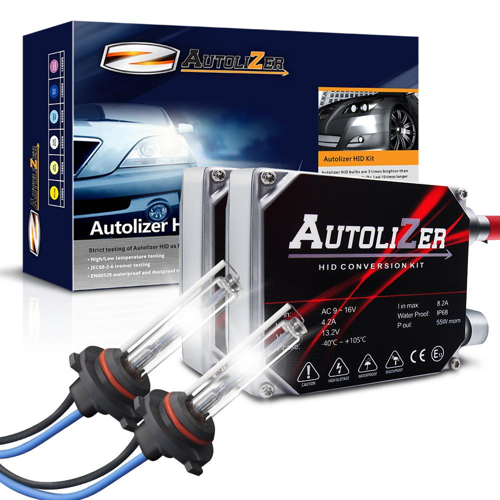 9006 Hb4 9012 Heavy Duty 55w Hid Xenon Headlight Conversion Kit Wiring Harness