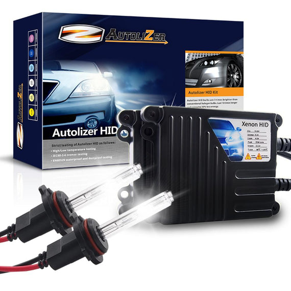 35W 9006 (HB4 9012) Xenon Conversion HID Headlight Kit - Autolizer