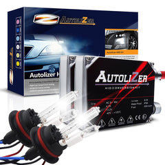 55W First Gen. Heavy Duty 9004 (HB1) Xenon Conversion HID Headlight Kit - Hi/Lo - Autolizer