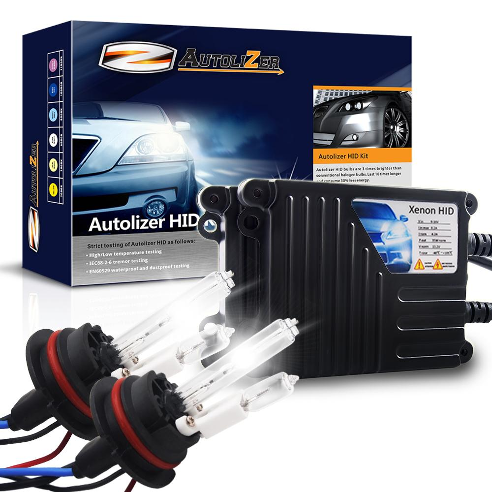 35W 9007 HB5 Xenon Conversion HID Headlight Kit