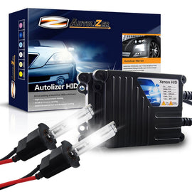 35W H3 Xenon Conversion HID Headlight Kit - Autolizer
