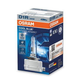 Osram D1R Cool Blue Intense Xenarc HID Xenon Headlight Replacement Bulbs - 66150CBI - 1 PCS - Autolizer