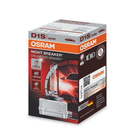 Osram D1S Xenarc Night Breaker Unlimited Xenon Headlight Lamp Replacement Bulbs - 66140XNB - 1 PCS - Autolizer