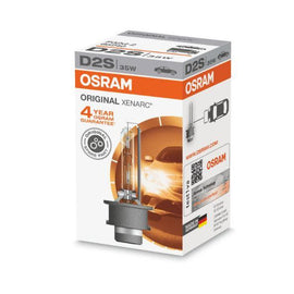 Osram D2S Xenarc Original OEM HID Xenon Headlight Lamp Replacement Bulbs - 66240 - 1 PCS - Autolizer
