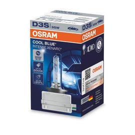 Osram D3S Cool Blue Intense Xenarc HID Xenon Headlight Replacement Bulbs - 66340CBI - 1 PCS - Autolizer