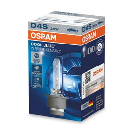 Osram D4S Cool Blue Intense Xenarc HID Xenon Headlight Replacement Bulbs - 66440CBI - 1 PCS - Autolizer