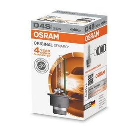 Osram D4S Xenarc Original OEM HID Xenon Headlight Lamp Replacement Bulbs - 66440 - 1 PCS - Autolizer