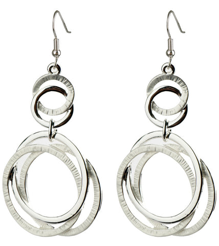 Inspiration Earrings Silver