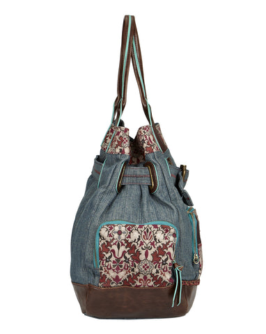 Denim Vogue Handbag