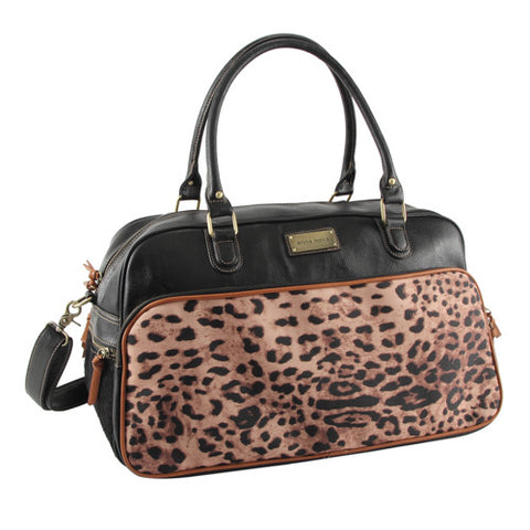 Animal Instinct Overnight Bag