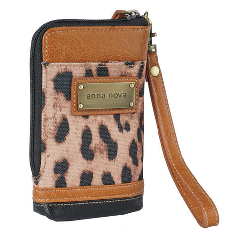 Animal Instinct Phone Pouch
