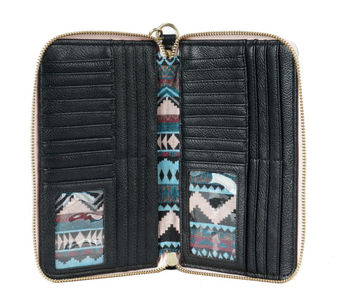 Moroccan Threads Wallet