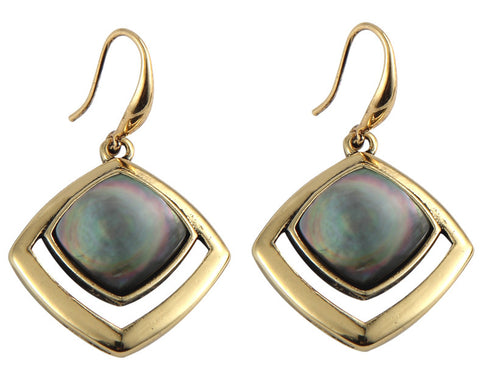 Reflections Earrings Gold