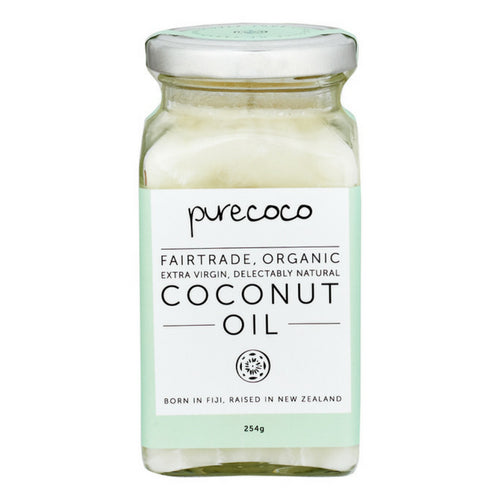 Organic Extra Virgin Coconut Oil 324ml (254g)