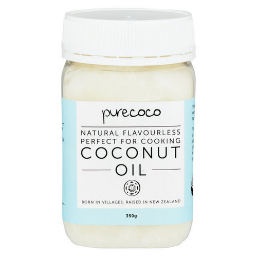 Flavourless Coconut Oil 400ml (350g)