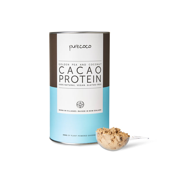 PureCoco Essential Cacao Vegan Protein 500g (Now Available! 💪)