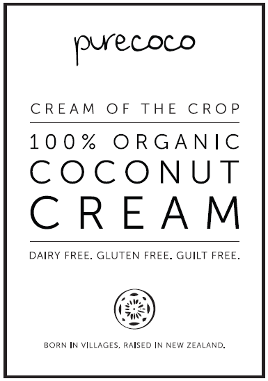 Coconut Cream 1L (Organic)