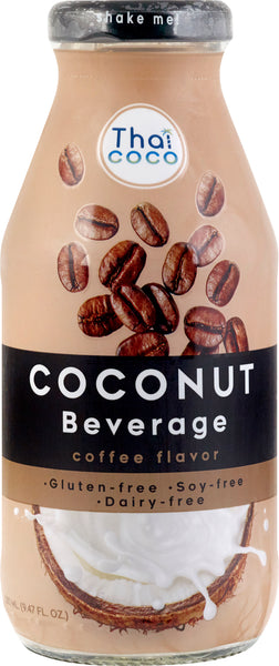 Coconut Coffee Milk - Dairy Free