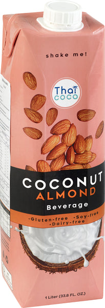 Coconut Almond Milk 1L - Dairy Free