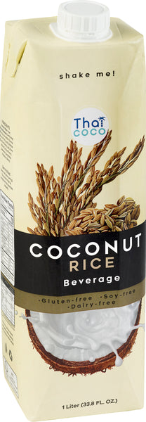 Coconut Rice Milk 1L - Dairy Free