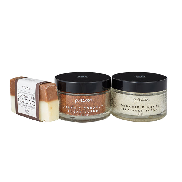 Organic Beauty Gift Pack